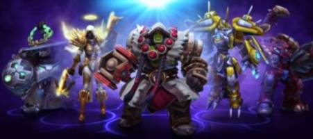 Blizzard's MOBA, Heroes of the Storm, Gets a Release Date